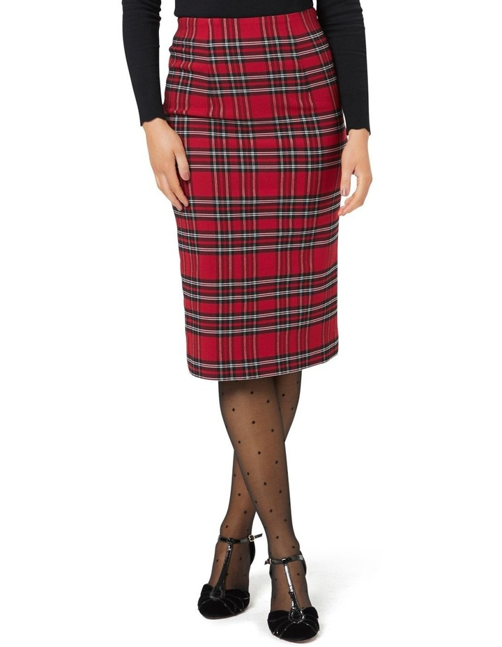 Highlands Check Skirt image 1