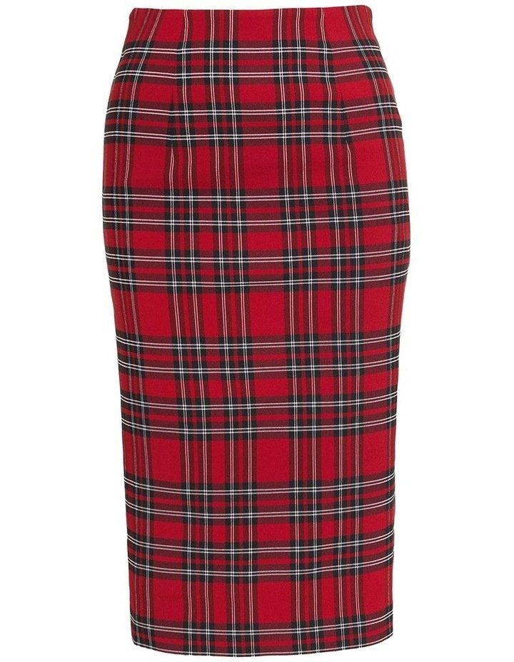 Highlands Check Skirt image 3