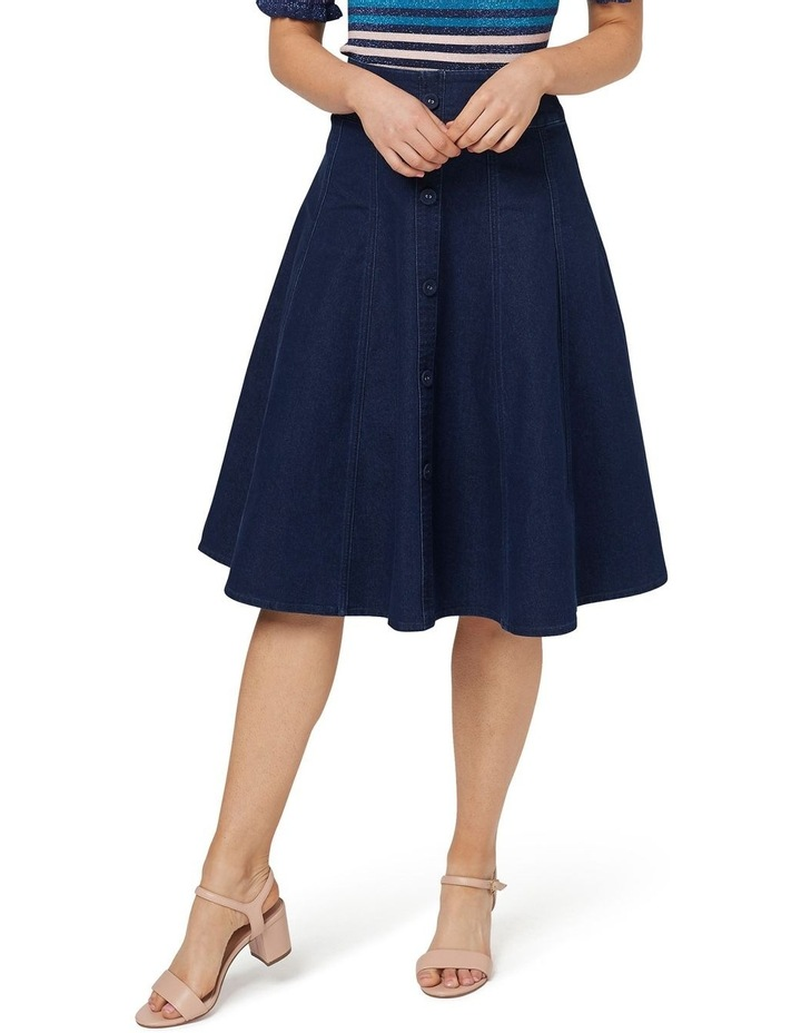 Willow Denim Skirt image 1