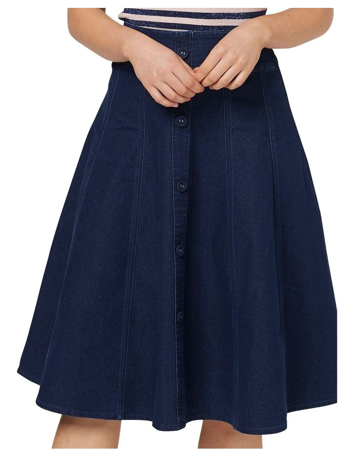 Willow Denim Skirt image 2