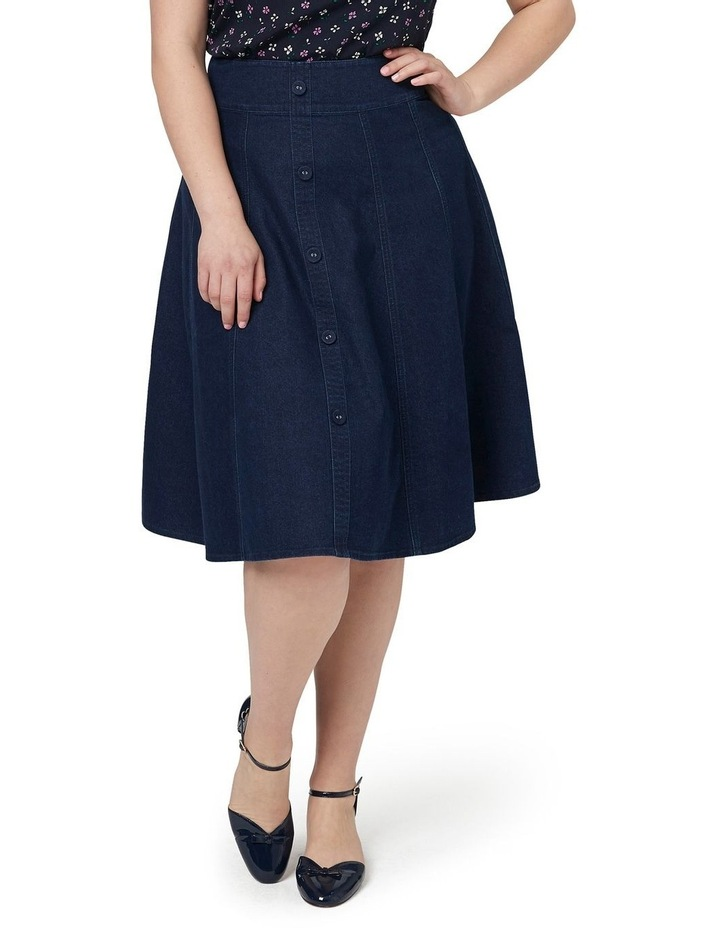Willow Denim Skirt image 3