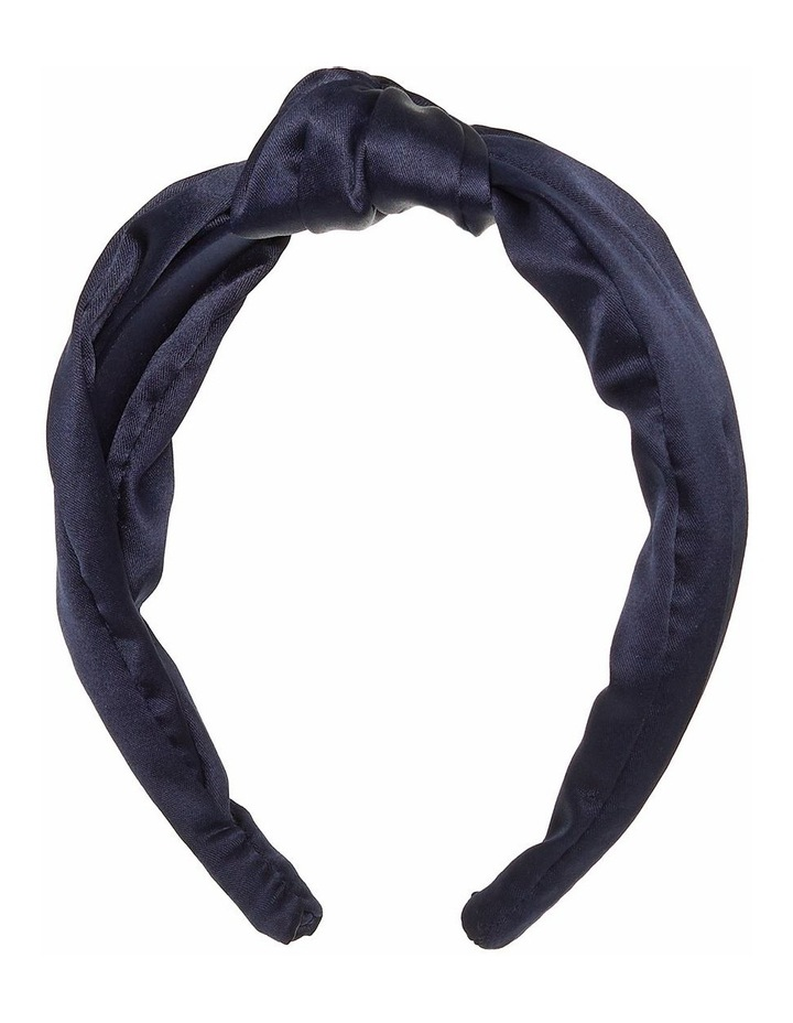 Satin Knot Headband image 1
