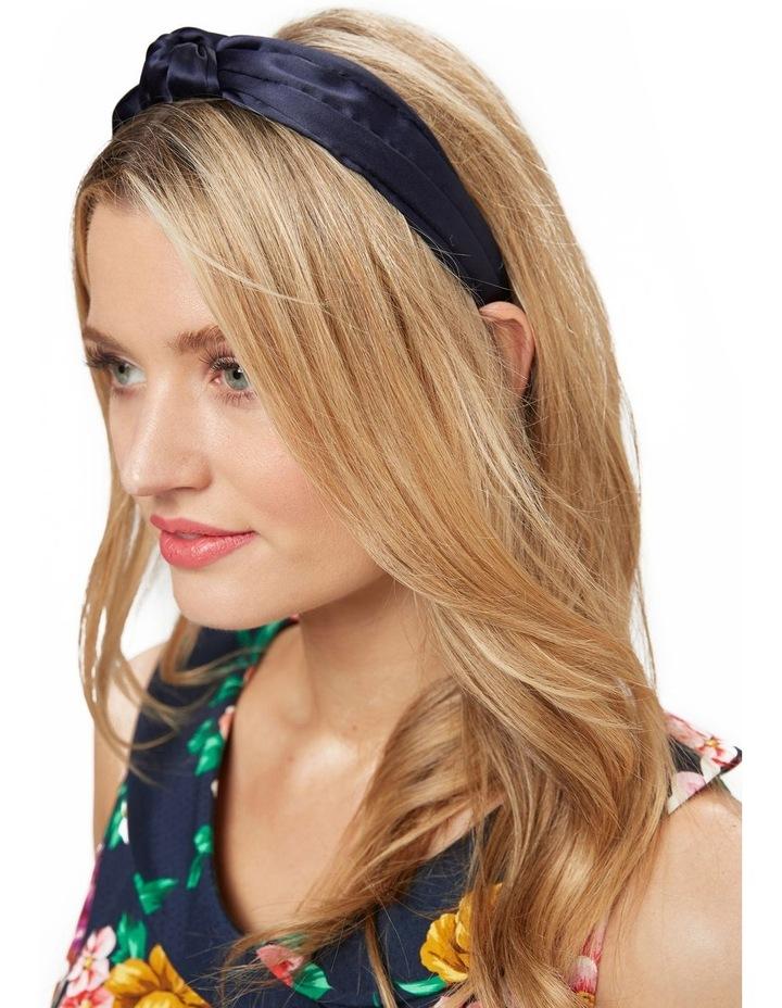 Satin Knot Headband image 4