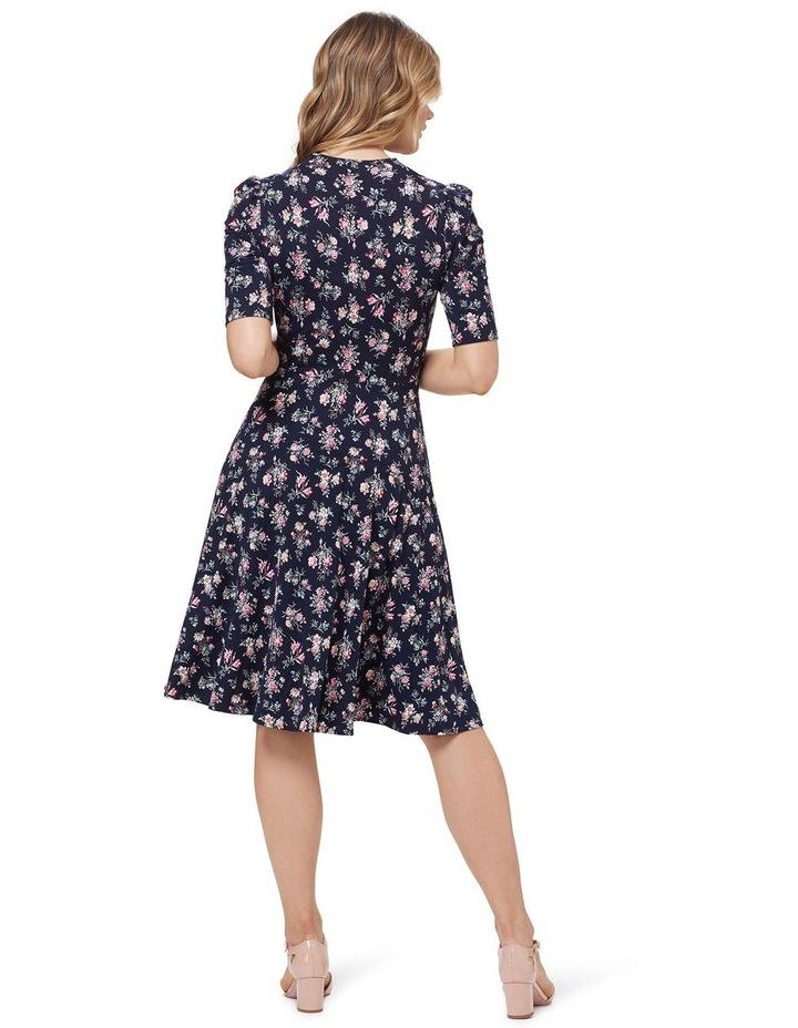 Enamoured Ponte Dress image 4