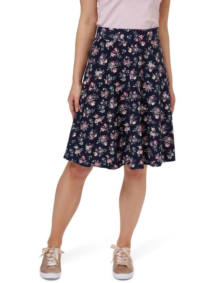 Enamoured Ponte Skirt image 1