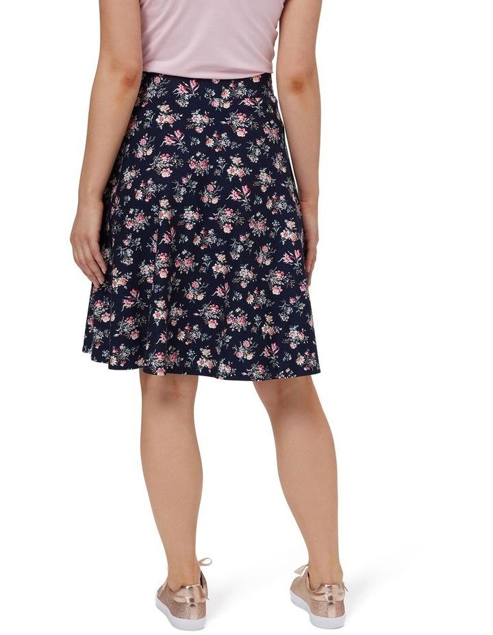 Enamoured Ponte Skirt image 2