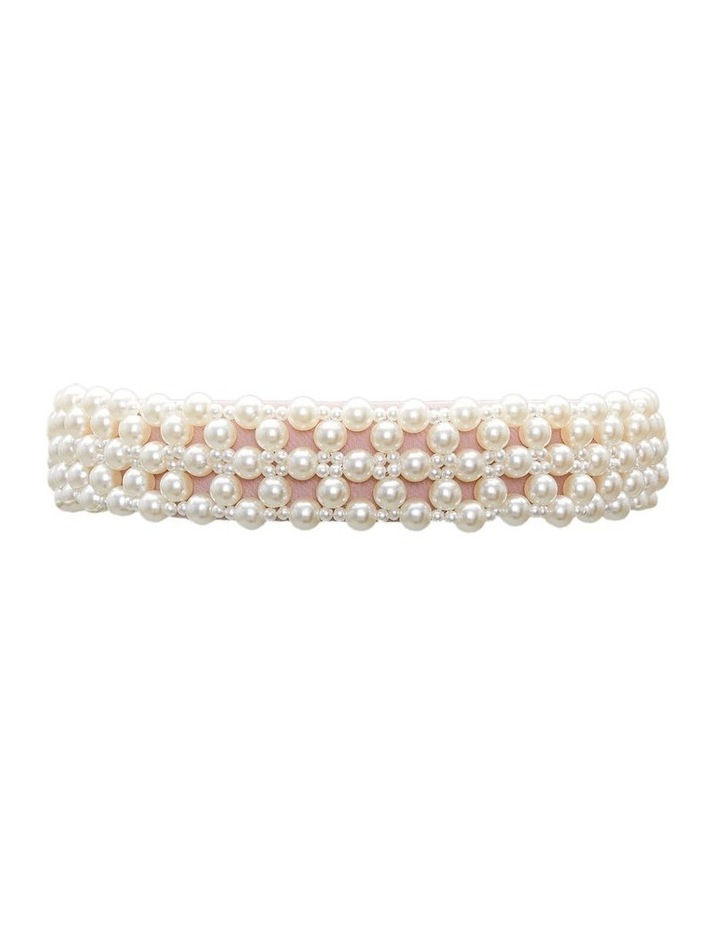Pretty As A Pearl Headband image 3