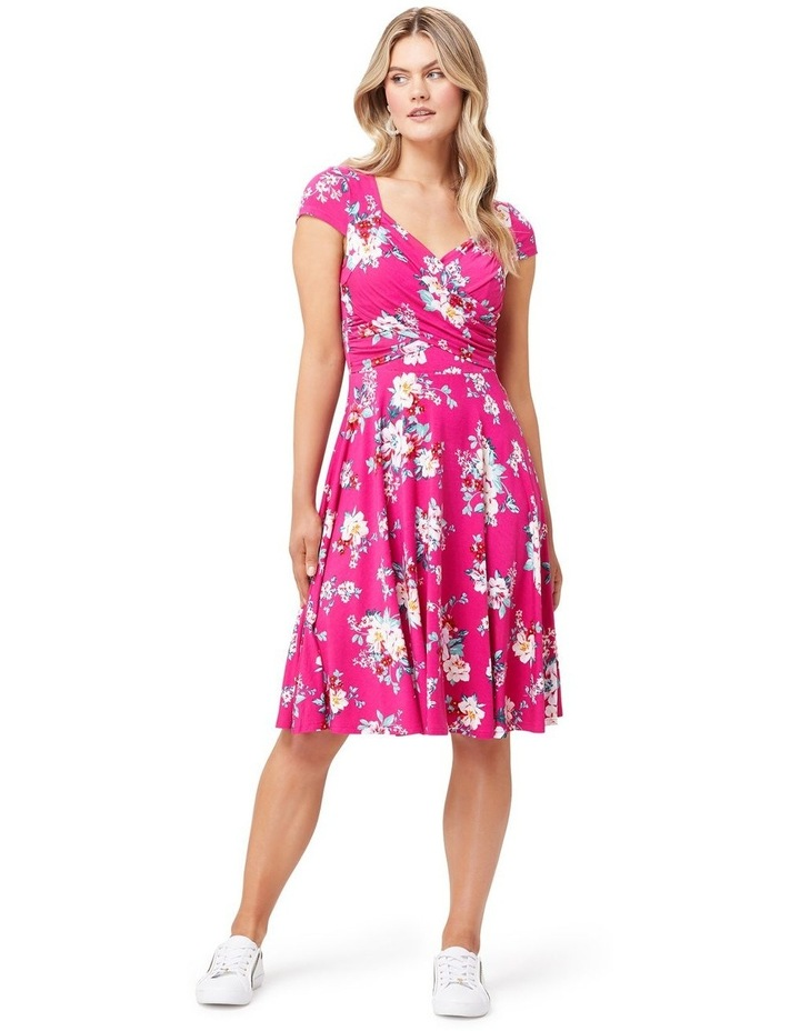Daiquiri Floral Dress image 1