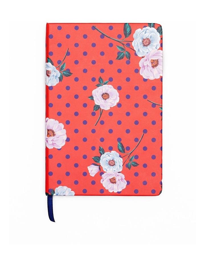 Pattie Floral Notebook image 1