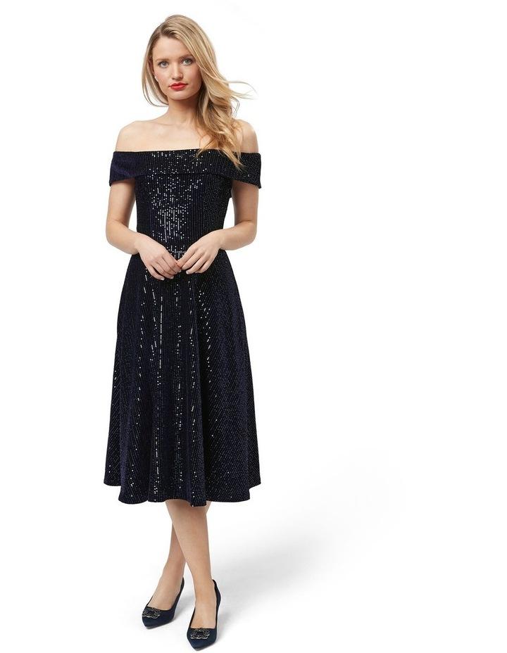 Midnight Glimmer Dress image 1