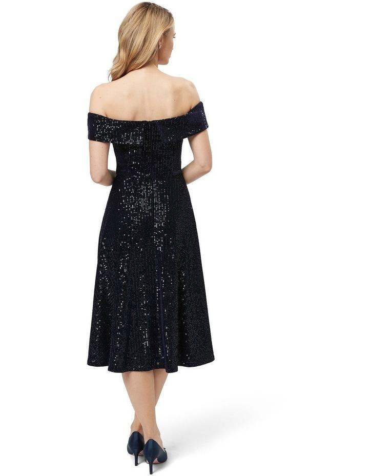 Midnight Glimmer Dress image 2