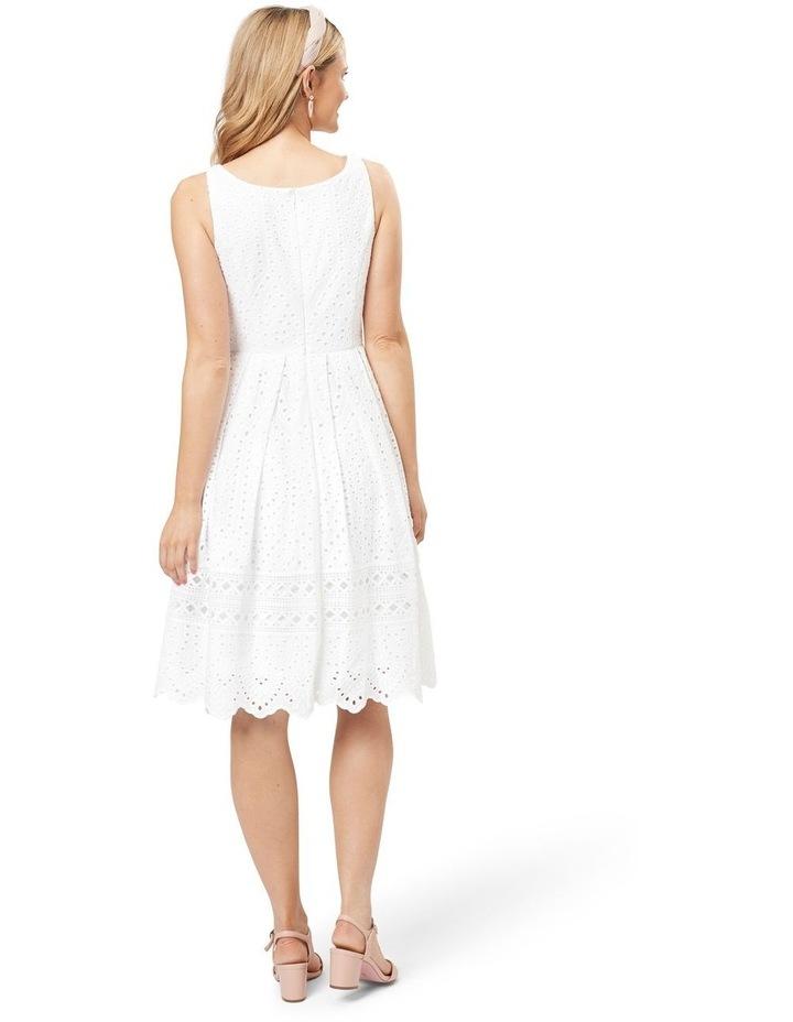 White Dahlia Dress image 2