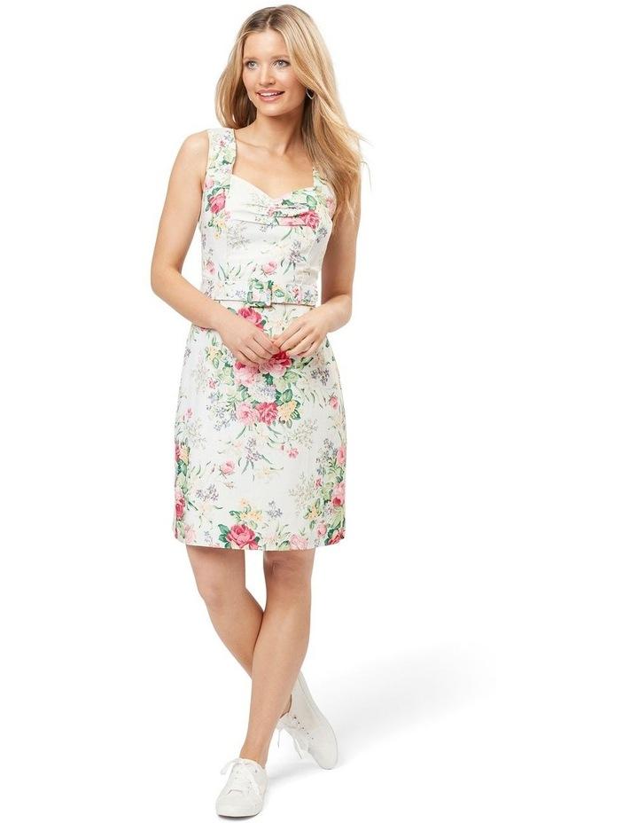 Yvette Floral Dress image 1