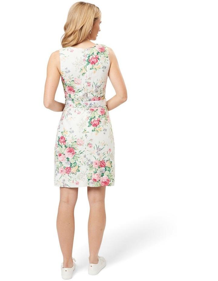 Yvette Floral Dress image 2