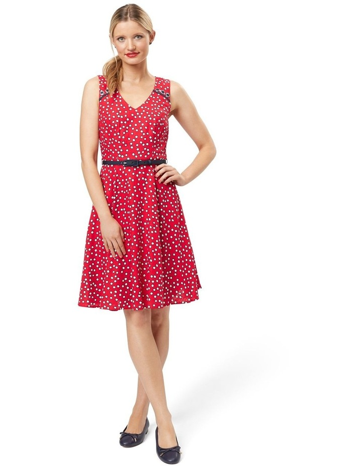 Set Sail Spot Dress image 1