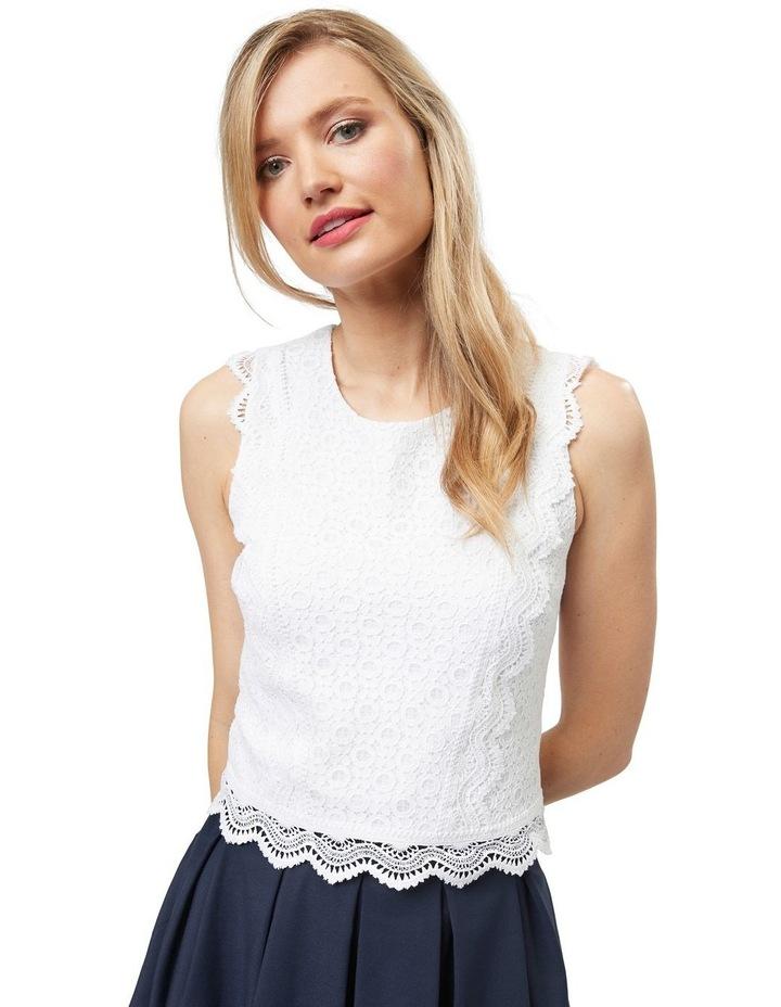 Blair Lace Top image 1