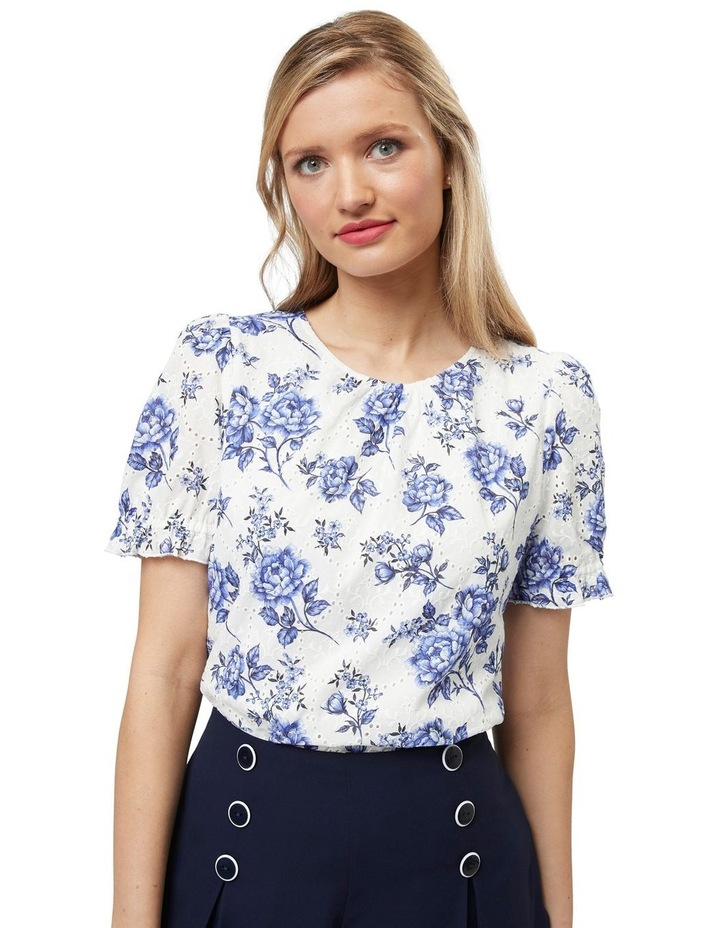 Blue Willow Top image 1