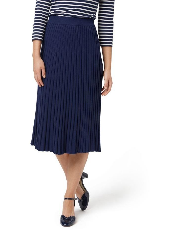 Midi Rib Skirt image 1