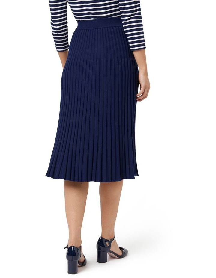 Midi Rib Skirt image 2