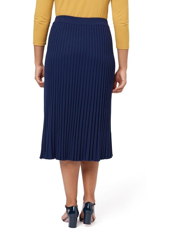 Midi Rib Skirt image 4