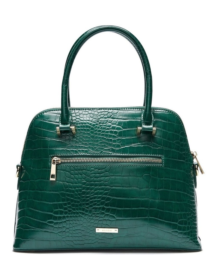 Croc Top Handle Bag image 2