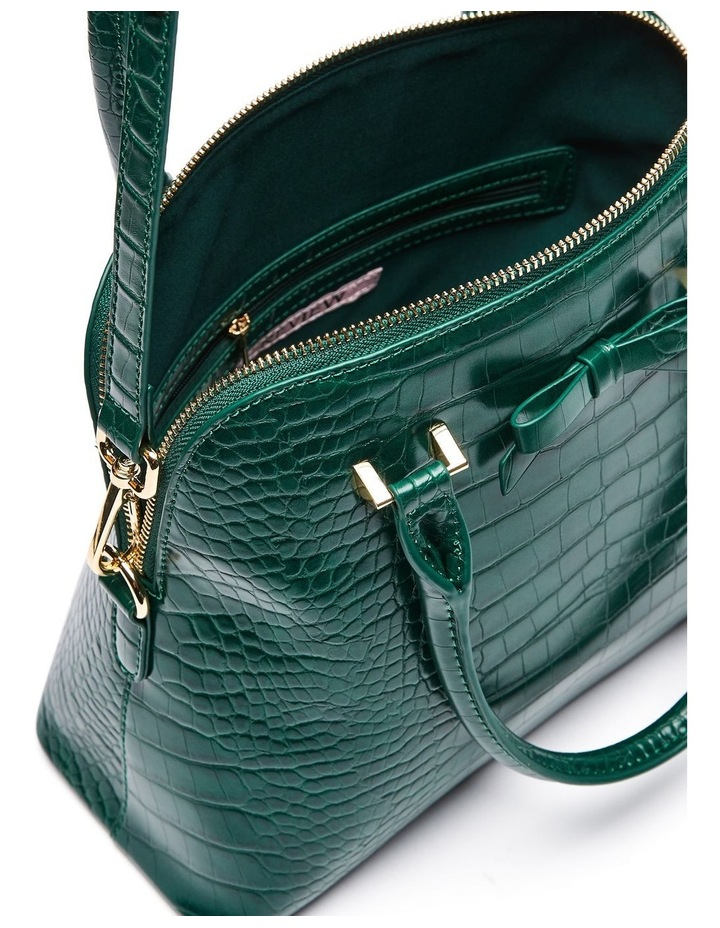 Croc Top Handle Bag image 4