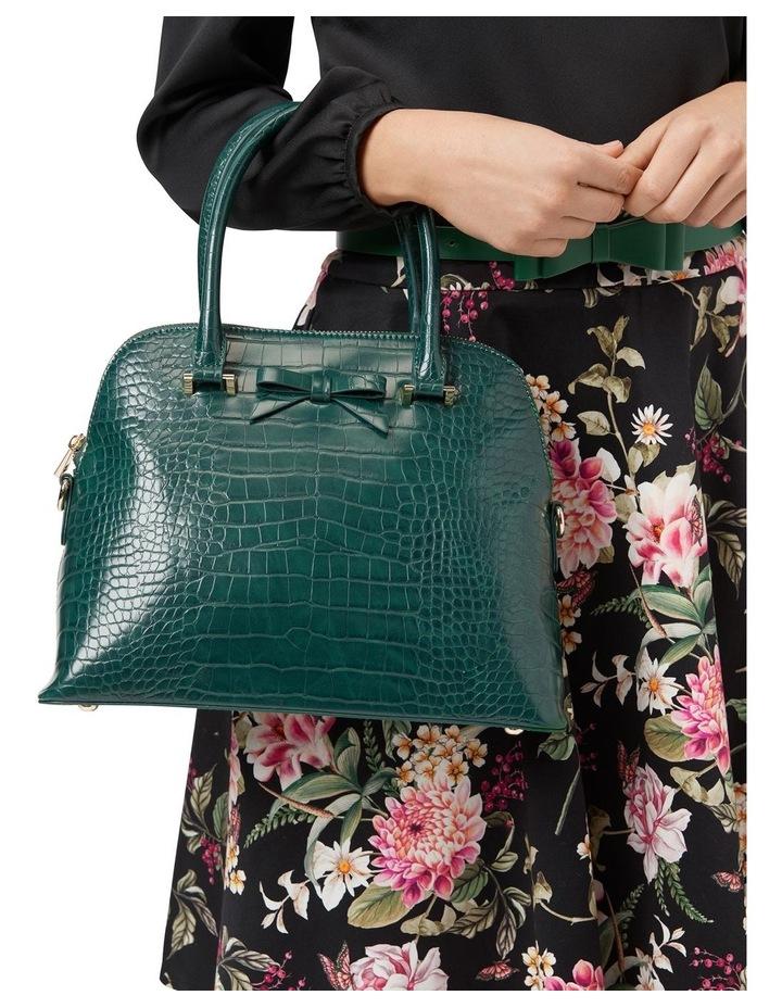 Croc Top Handle Bag image 5