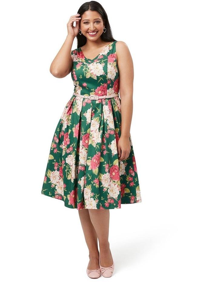 Harmony Floral Dress image 4