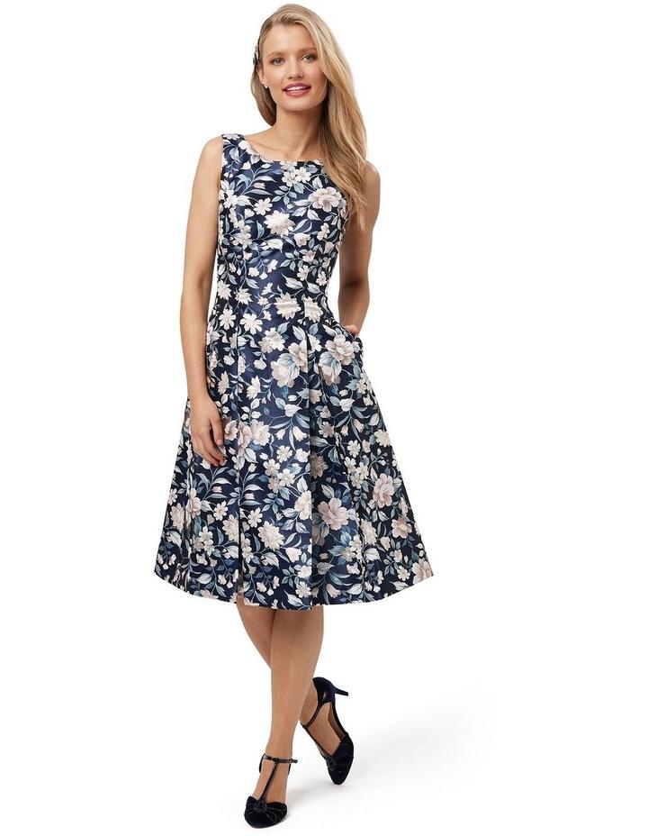 Balmoral Jacquard Dress image 1