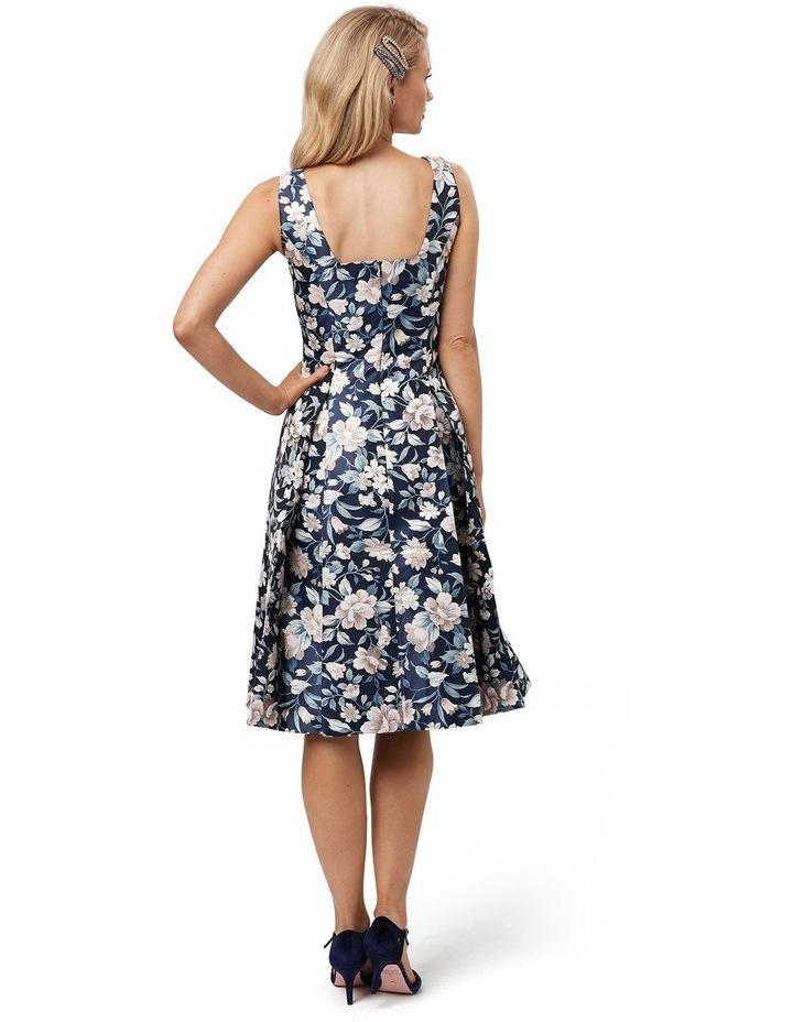 Balmoral Jacquard Dress image 2