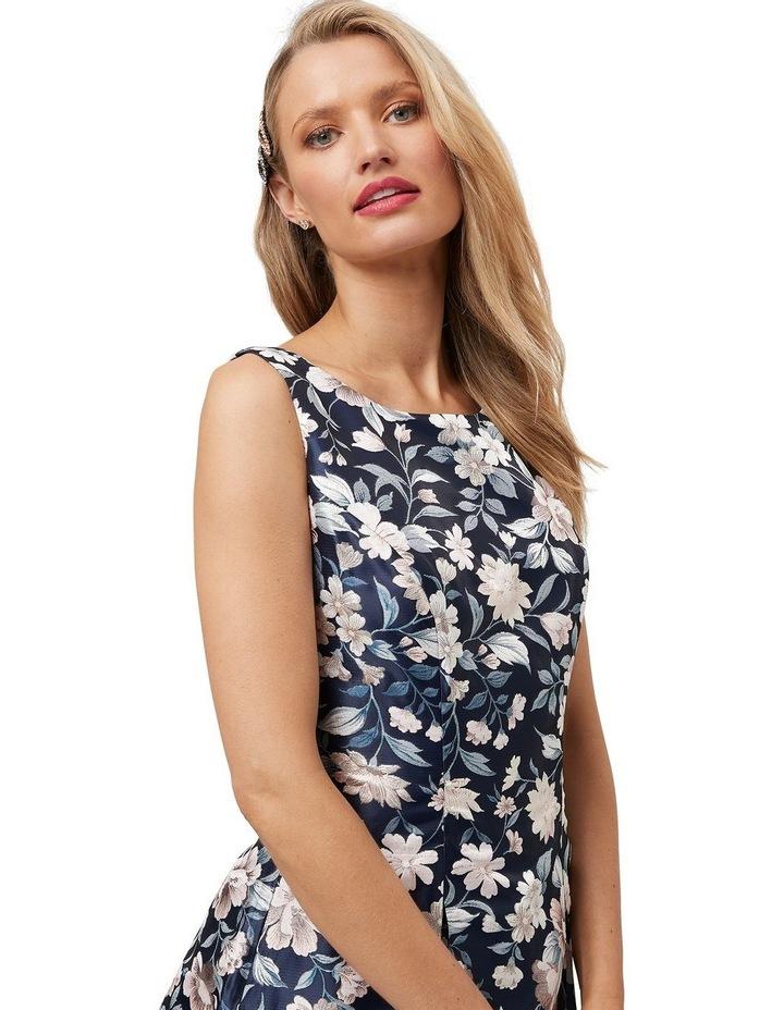 Balmoral Jacquard Dress image 4