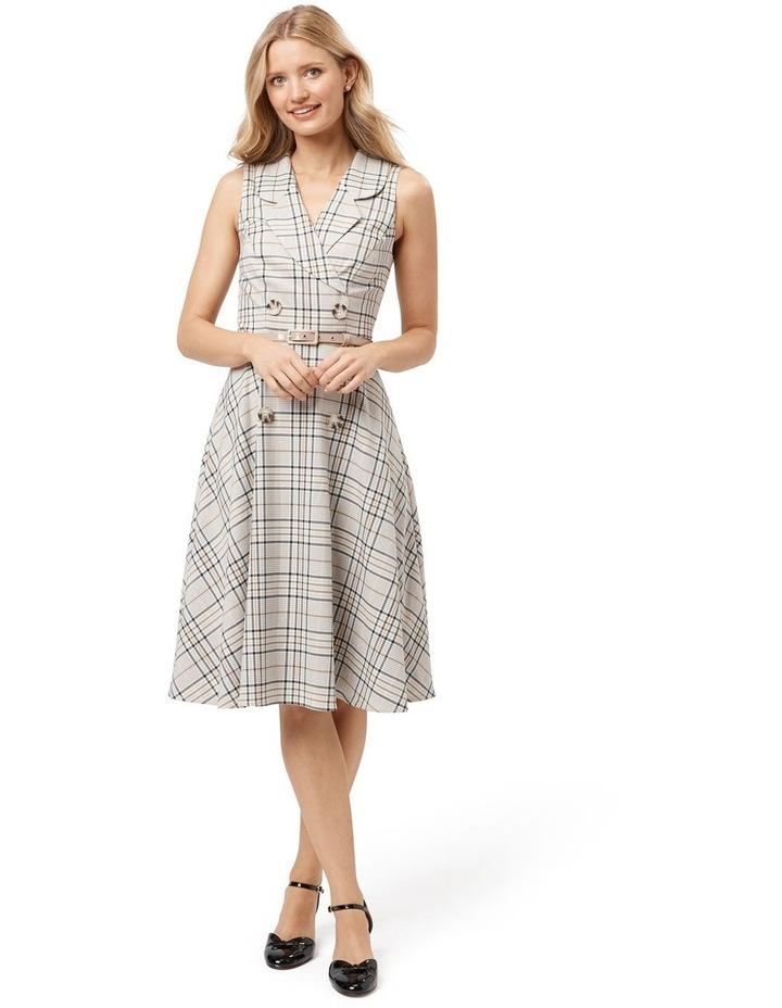 Neve Check Dress image 1