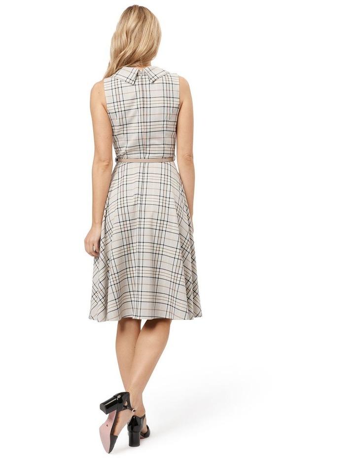 Neve Check Dress image 2