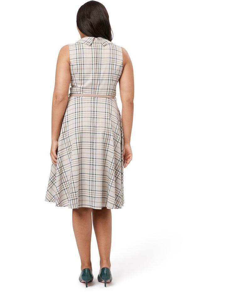 Neve Check Dress image 5