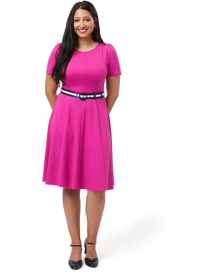 Alexia Ponte Dress image 4