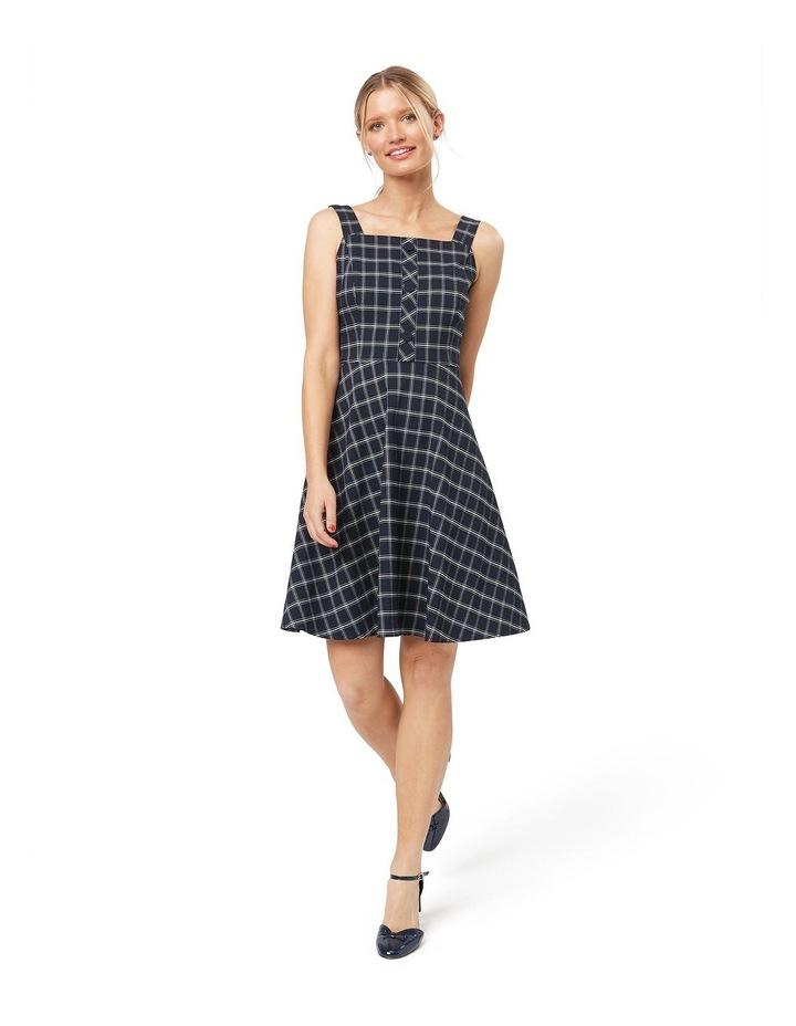 Astra Check Pinny Dress image 1