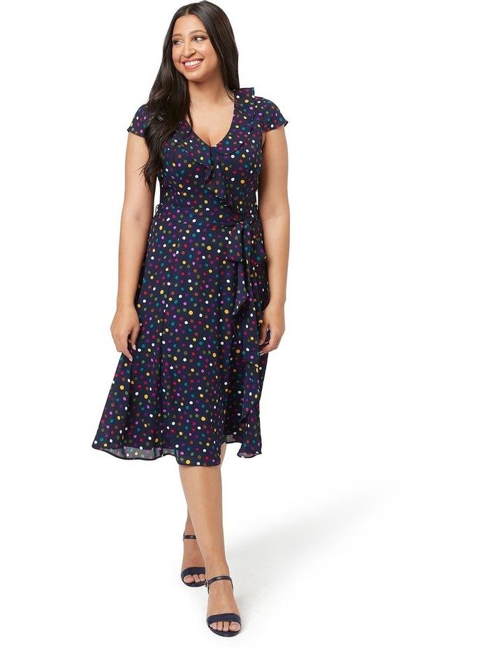 Sylvie Spot Dress image 4