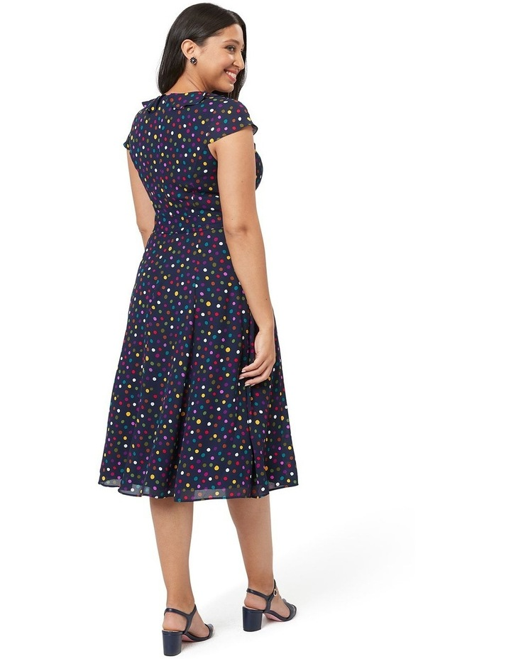 Sylvie Spot Dress image 5