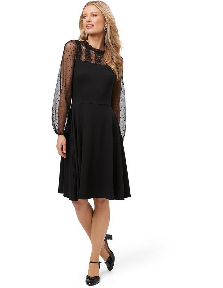 Dixie Ponte Dress image 1