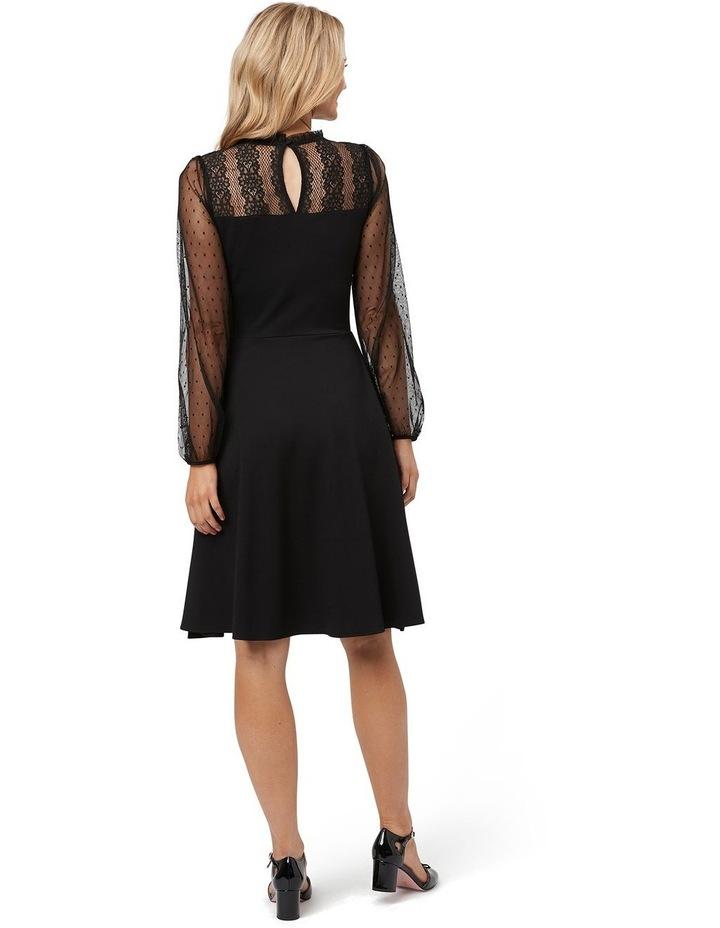Dixie Ponte Dress image 2