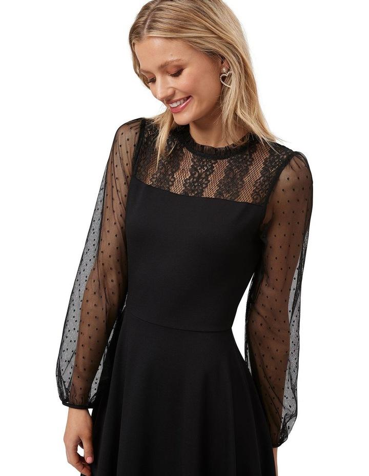 Dixie Ponte Dress image 3