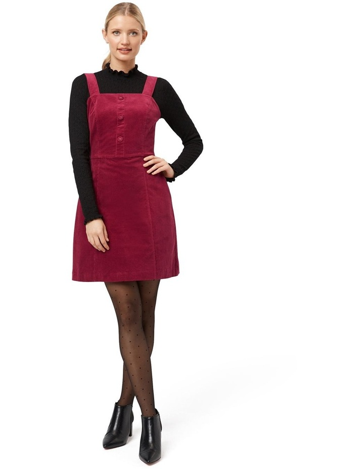 Cord Pinny Dress image 1
