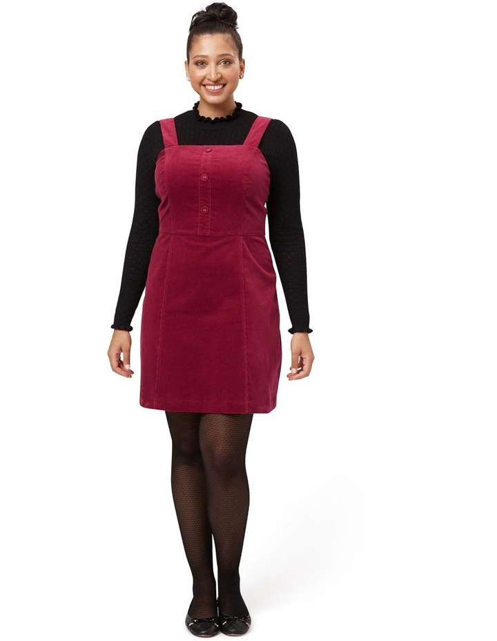 Cord Pinny Dress image 4