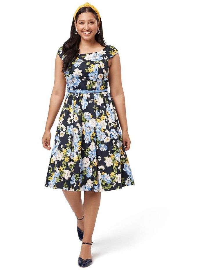 Isabella Floral Dress image 1