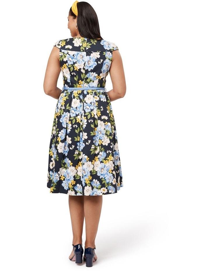 Isabella Floral Dress image 2