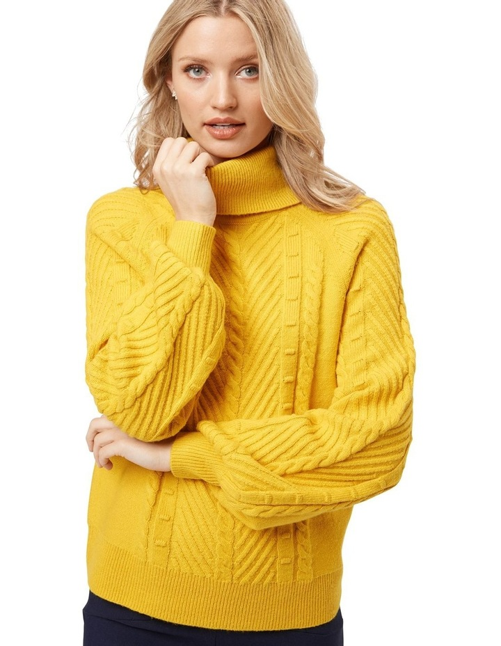 Heirloom Cable Jumper image 1