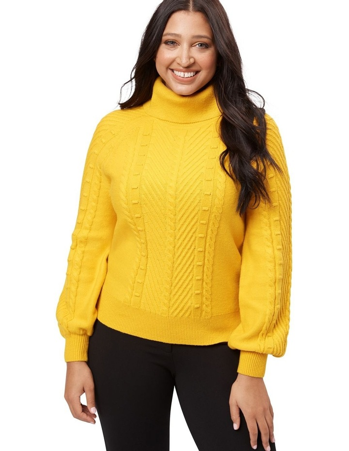 Heirloom Cable Jumper image 4