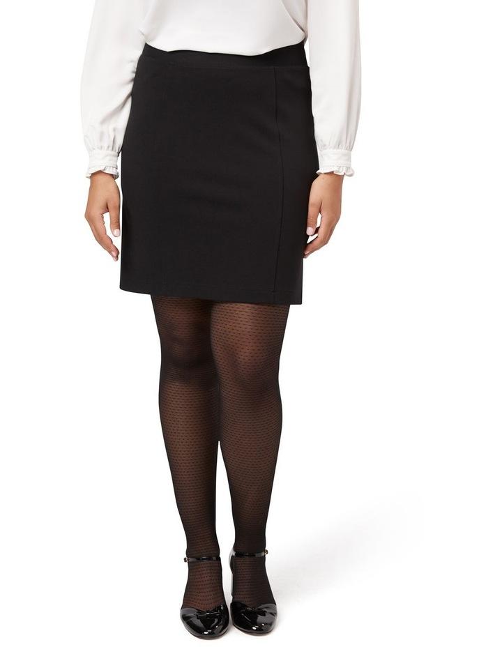 Twiggy Ponte Skirt image 3