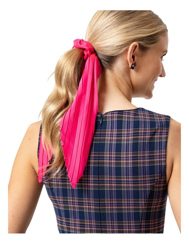 Pleated Scrunchie Scarf image 2