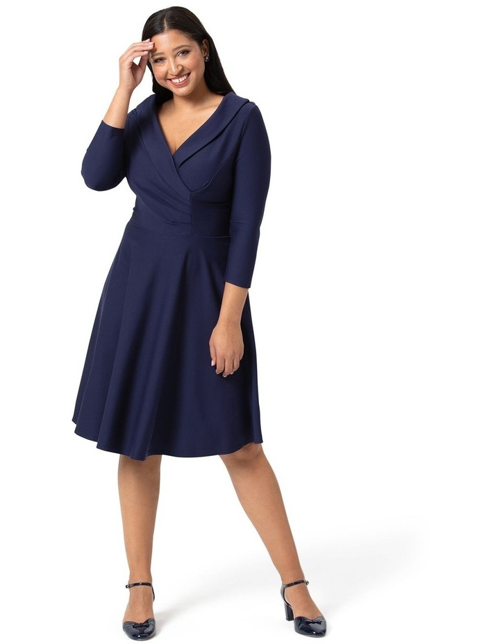 Selena Ponte Dress image 1